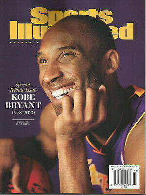 **Brand New** Kobe Bryant Sports Illustrated Special Tribute Issue 1978 - 2020