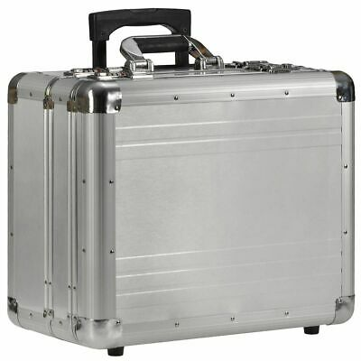 Alumaxx Valise Multifonctions Porte-Documents Chariot 2 Matières Challenger -