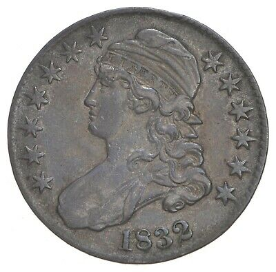 1832 Capped Bust Half Dollar *6783