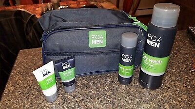 PC4 men Paula's Choice 5 piece set Body Wash, Shave, face wash, after shave new
