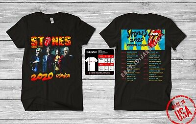 NEW The Rolling Stones t Shirt No Filter Tour 2020 T-Shirt Size S-5XL