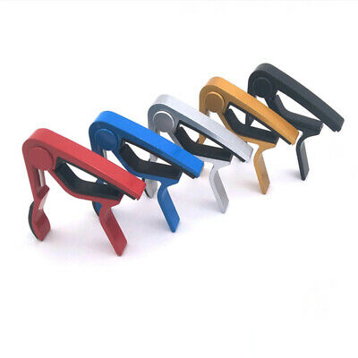 Tiger Guitar Capo Clamps - Trigger Capo for Acoustic & Electric UK VVV