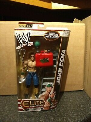 Wwe John Cena Mattel Elite Series 20 Wrestling Action Figure New Unopened Ver#2