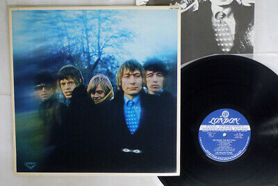 ROLLING STONES BETWEEN THE BUTTONS LONDON LAX-1009 Japan VINYL LP