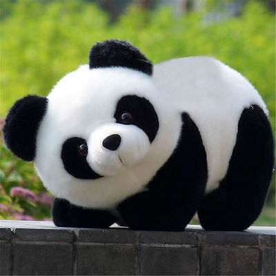 Cute Soft Plush Stuffed Panda Animal Doll Toy Pillow Holiday Gift 16cm YABDAU
