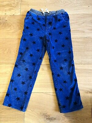 Mini Boden Boys Star Cord Trousers 6y