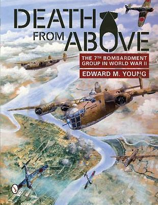 WW2 US Death from Above 7th Bombardment Group in World War II Reference Book.