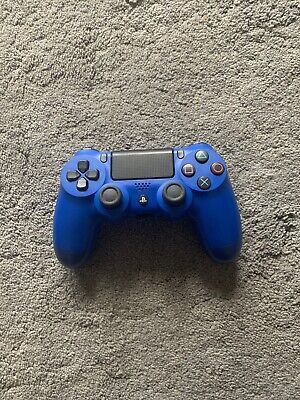 Sony PS4 Official DualShock Controller - V2 Wave Blue Model CUH-ZCT2E