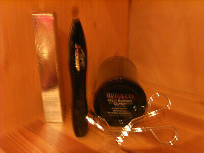 LANCOME - HYPNOSE Doll Eyes Mascara Nr.01 Black 6,5 g und ARTDECO Wimperformer