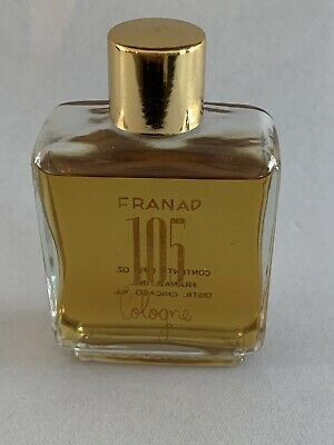 Vintage Franad 105 Cologne 1 fl. oz with box and Insert