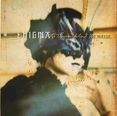 ENIGMA The Screen Behind The Mirror CD Michael Cretu NEW AGE Ambient ELECTRONICA