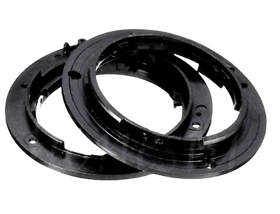 2x Replacement Rear Bayonet Mount Ring For Nikon 18-55mm 18-105mm 55-200mm Lens