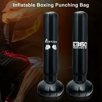Freestanding Boxing Punching Bag Fitness Exercise Pressure Reducing Heavy Bag
