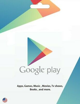 Google Play Gift Card $10 - USA Region - Fast EMAIL Delivery