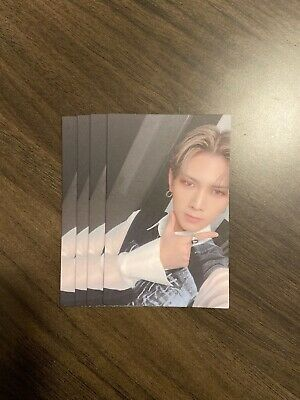 ATEEZ YEOSANG Treasure EP. FIN All To Action PCs Version A (Black Back)