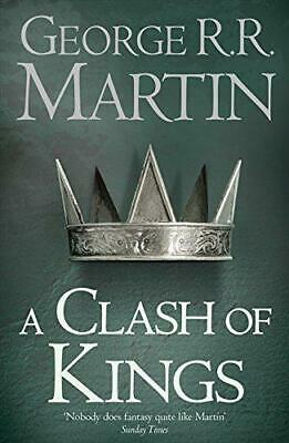 A Song Of Hielo y Fuego (2) - Clash Kings (Reedición) de George R. R. Martin