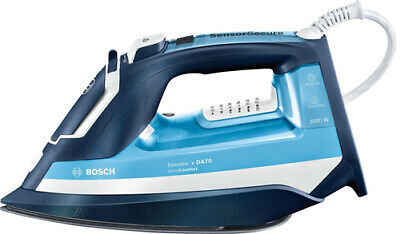 Bosch - TDA753022V Sensixx'x Dampfbügeleisen magic night blue-eisblau Hard NEU