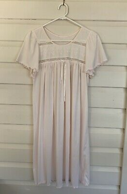 Women's Vintage Nightie Sleeping Dress