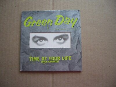Green Day - Time Of Your Life (Good Riddance) - Cd Single In A Double Card Sleev