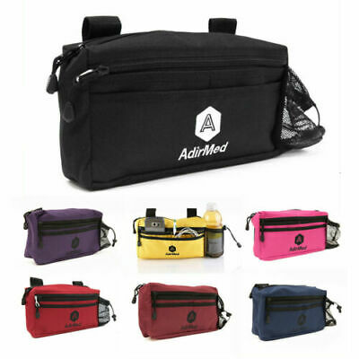 Adirmed Chaise Roulante Walker Pochette IPHONE Support Carry Sac Choisir Couleur