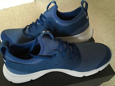 Mens Under Armour Drift RN Mineral 8.5 Uk BNIB Blue Lace Up Running Trainers
