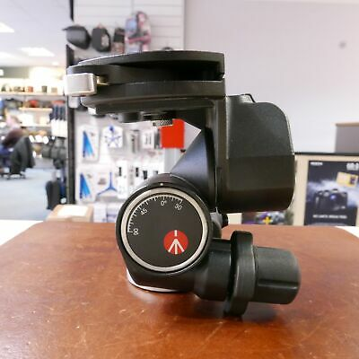 Used Manfrotto 410 Junior Geared Head - 1 YEAR GTEE