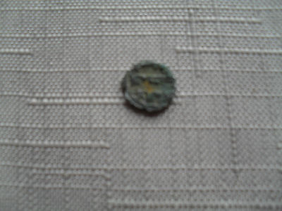 Medieval Hammered India Silver Habbarid Dammas 850 - 975 A.D. Silver Abdalla