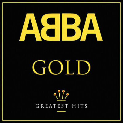"""Abba """"Gold"""" Greatest Hits - Best Of (Cd)"""