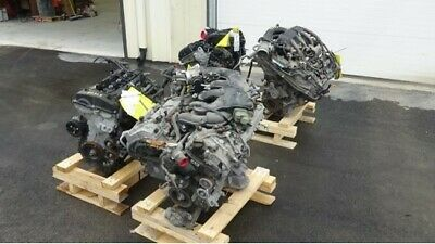 2011-2013 Ford Fiesta Engine 1.6L 44K OEM