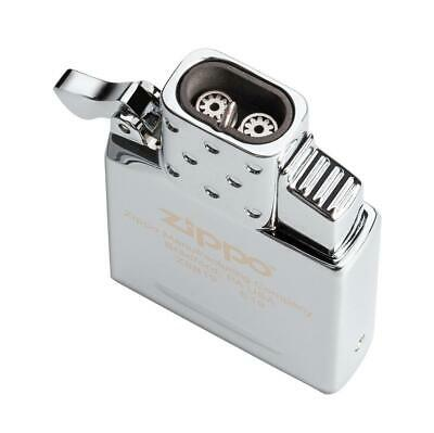 Zippo 65827, Butane Lighter Insert, Double Torch, Adjustable Flame