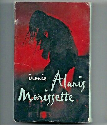 Alanis Morissette - (Live) Forgiven & Not The Doctor (Cassette Single 1996)