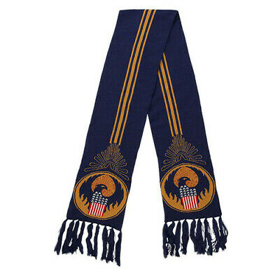 Fantastic Beasts and Where to Find Them MACUSA Knit Scarf (One Size Fits Most)