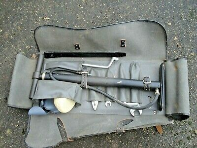 Russian Car Toolkit. Ussr. Vintage