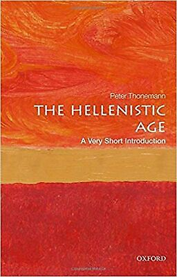 The Hellenistic Age: A Very Short Introduction (Very Short Introduct... NEW BOOK
