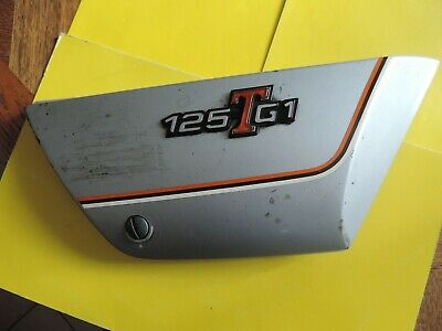 GILERA 125 TG1 cache latéral droit side cover right
