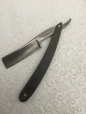 George Wostenholm And Sons Straight Razor, Sheffield , Nice Chopper