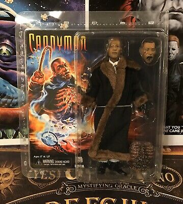 "Neca Candyman  8"" Clothed Action Figure New"