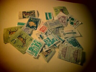 PKT225 Bulgaria lot of aprox 30 used stamps