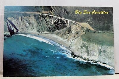 """Big Sur Badge 1-3//8/"""" Mini Highway 1 California Patch CA Hwy One Iron On"""