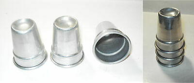 Small Aluminum Cups for cups and balls-2 inches tall-v.FINE-Af