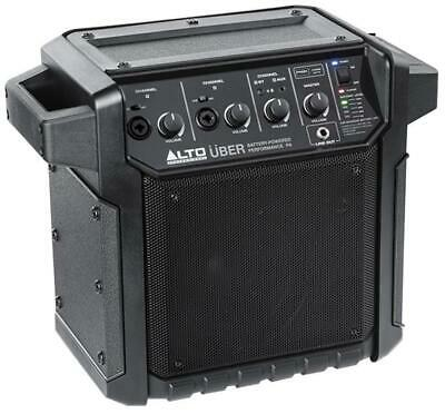 50W Portable PA System with Bluetooth - ALTO