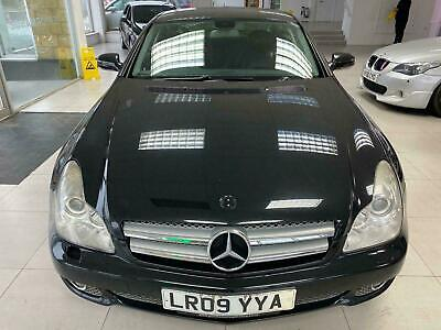 2009 Mercedes-Benz CLS 320 3.0 diesel   7 speed automatic   coupe   amazing