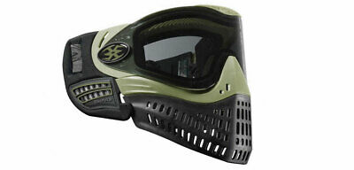 Empire E-Flex Paintball Maske oliv