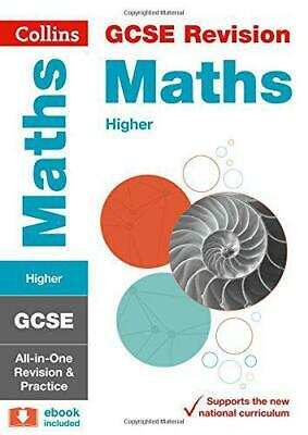 Gcse Matemáticas Higher Niveles: All-In-One Revision And Practice (Collins
