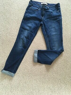 Next Relaxed Skinny Jeans 10R