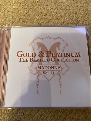 Madonna - Gold & Platinum The Remixed Collection Vol 13 - Double CD - Madame X