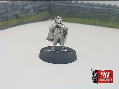 Frodo Metal - Lord of the Rings Warhammer Osgiliath Fellowship Hobbit Ring Shire