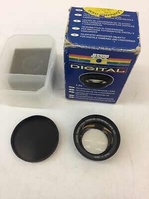 Jessops Conversion Lens Filter Size Thread Telephoto 1.5 E1