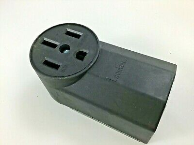 NEW COOPER 50A POWER OUTLET 125//250V SURFACE POWER RECEPTACLE #1212
