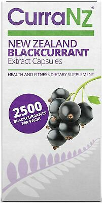 CurraNZ  New Zealand Blackcurrant Extract - 11.25g - 84716